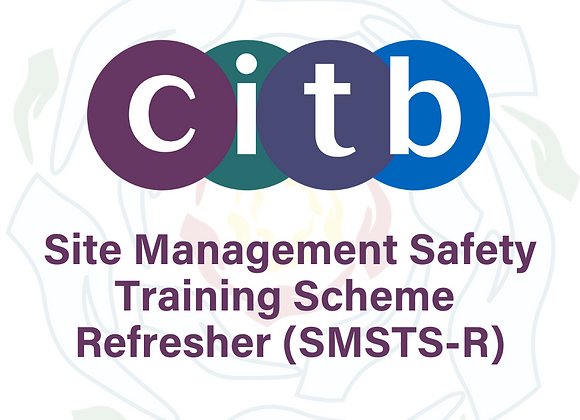Site Management Safety Training Scheme Refresher (SMSTS-R) - Two Days