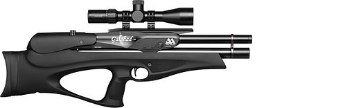 AIR ARMS Galahad R Carbine Soft-Touch Black
