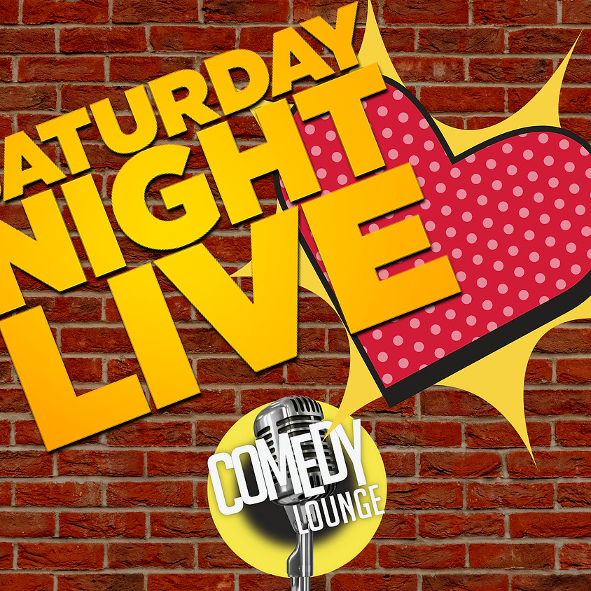 SATURDAY NIGHT LIVE FOUR FANTASTIC COMEDIANS VALENTINES WEEKEND
