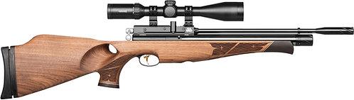 AIR ARMS S410 Carbine Walnut Thumbhole