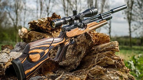 Weihrauch HW100KT LAM ADJ Pre-Charged Air Rifle