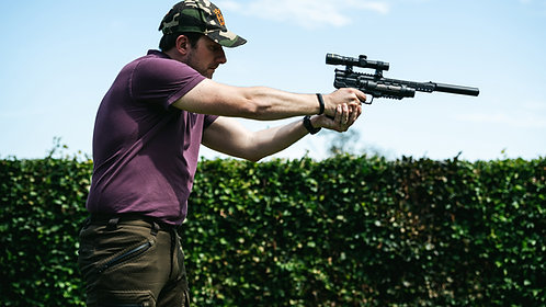 Weihrauch HW44 Pre-charged Pistol