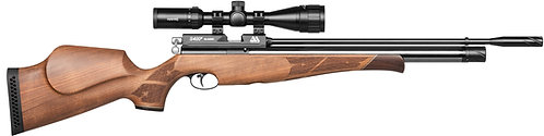 AIR ARMS S400 Rifle Walnut Left Hand