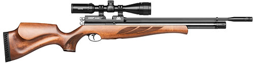 AIR ARMS S400 Rifle Superlite Traditional Brown