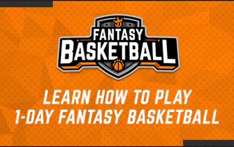 Draftkings Daily Fantasy Baskeball Basics 101