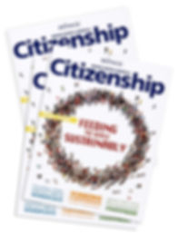 Bunge Citizenship Report print covers