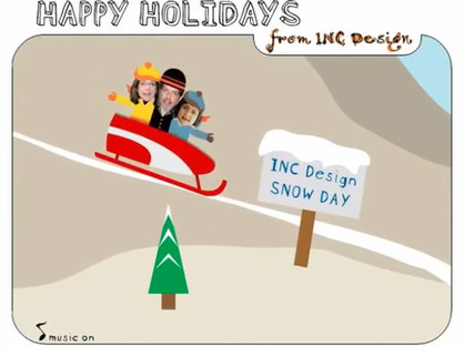 Inc Design - 2004 Holiday E-card