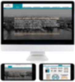 Mack-Cali 2016 annual report online on monitor and cellphone