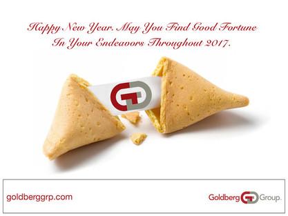 Goldberg Group - 2017 Holiday Card