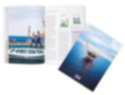 Hess print sustainability report