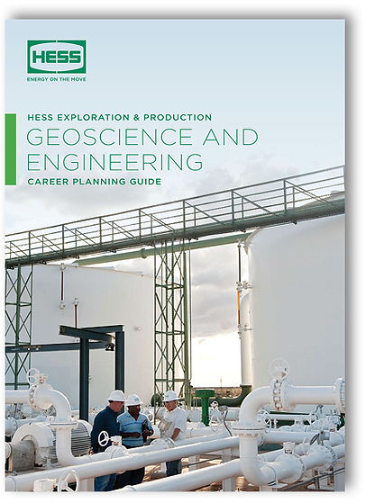 Hess employee guides print