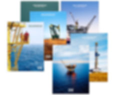 Hess annual and sustainability reports print