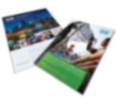 Hess print brochures