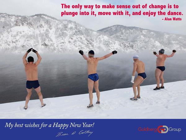 Goldberg Group - 2015 Holiday Card