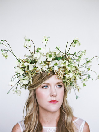 Boho Bridal with Florals to Wear