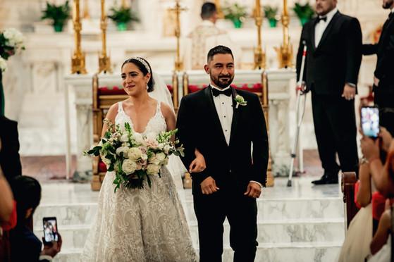 Erika & Enrique - September 2019