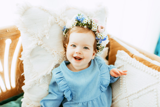 Millie's 1st Birthday - April 2021