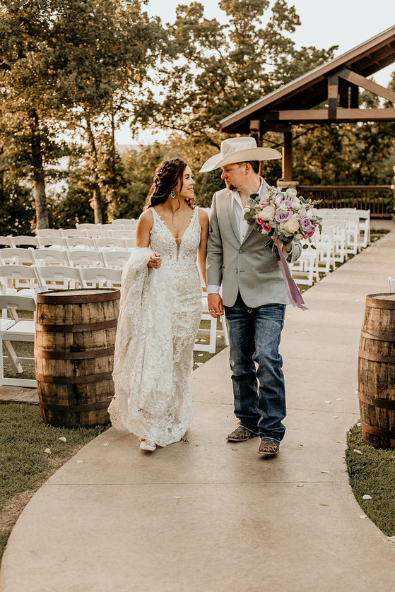 Kylie & Wacey - July 2020