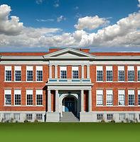 School building - North America historic