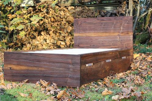 Dovetail Platform Bed