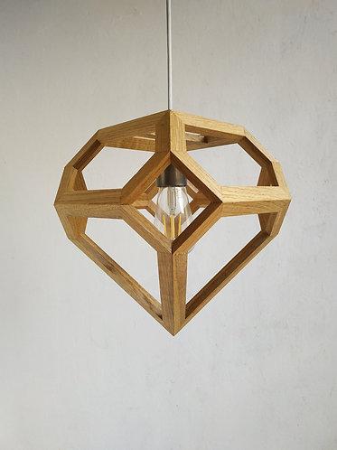 Pendant Lamp in Oak