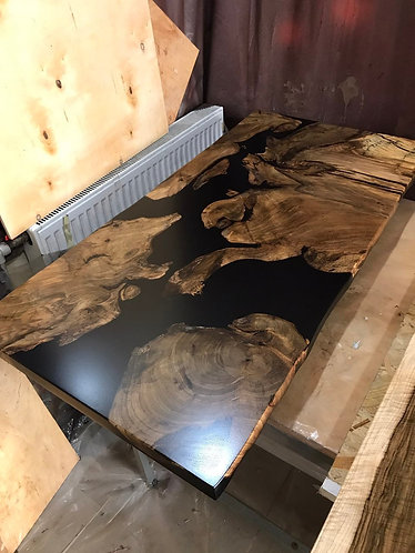 Walnut Root Dining Table / Coffee Table