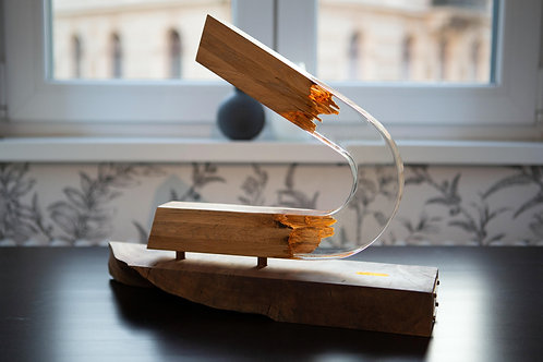Arched Epoxy Lamp