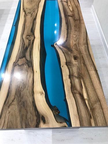 Fingerlakes Walnut Dining Table / Coffee Table