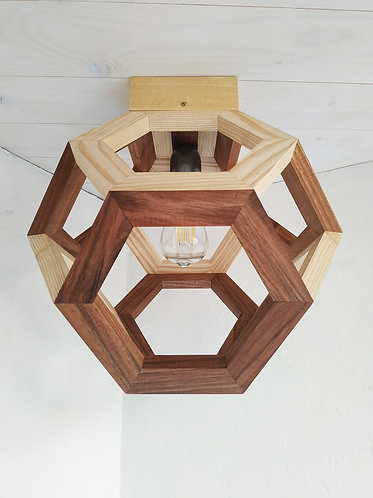 Polyhedra - Ancient Astronomy Lamp