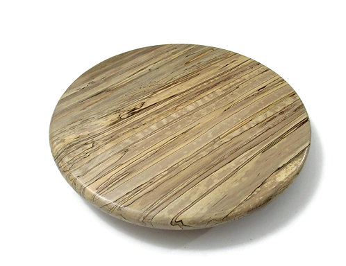 Spalted Ambrosia Lazy Susan