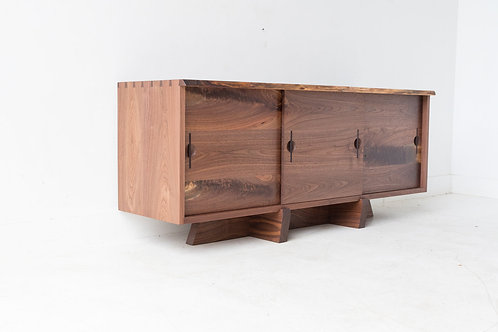 Entertainment Console with Drawers