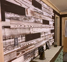 3D Accent Wall