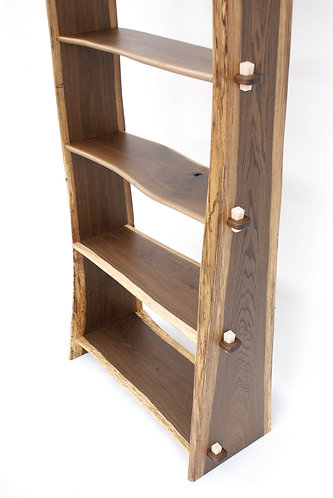 Live Edge Bookcase