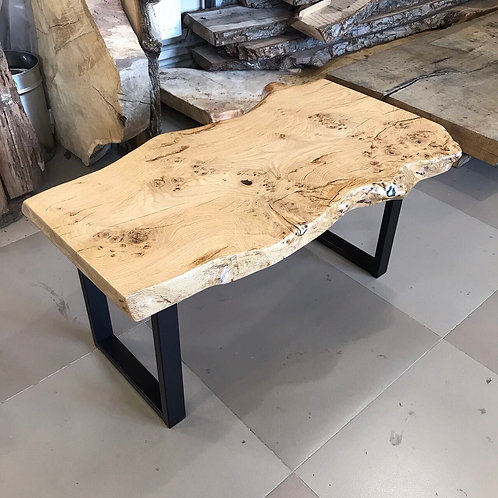 Refined Raw Table / Coffee Table