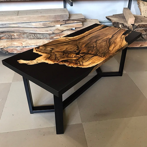 Black Dunes Dining Table / Coffee Table