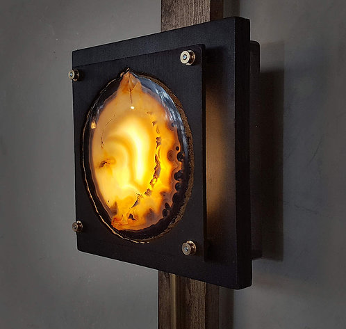 The Geode Modern Wall Sconce