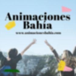Logotipo Animaciones Bahía