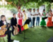 Grupos Rocieros para amenizar fiesta
