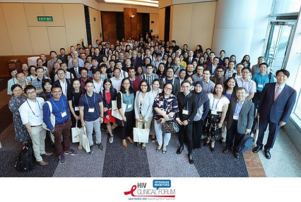 Group Picture_Asia Pacific HIV Clinical