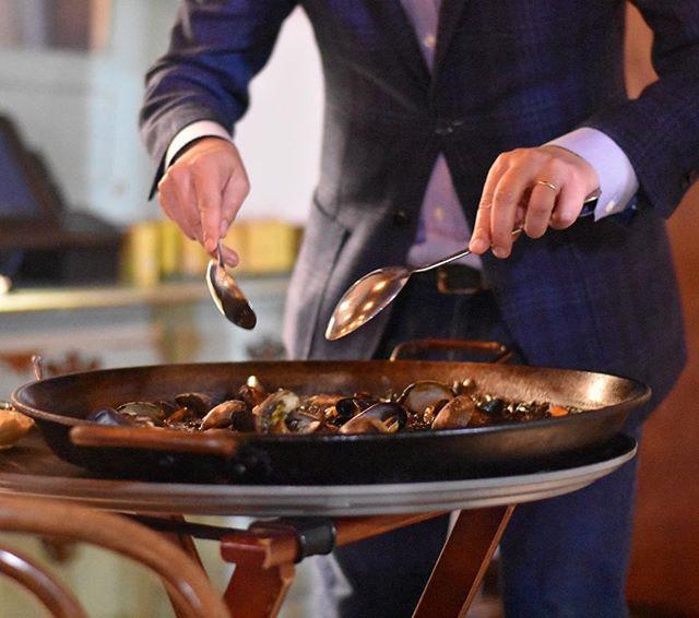 Fabulous evening _serrestaurant! #mypoin