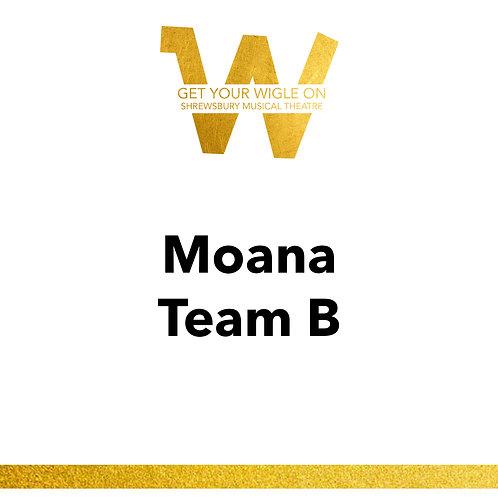 Moana Team B