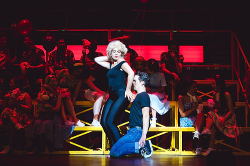 Grease Dress Rehearsal Pictures