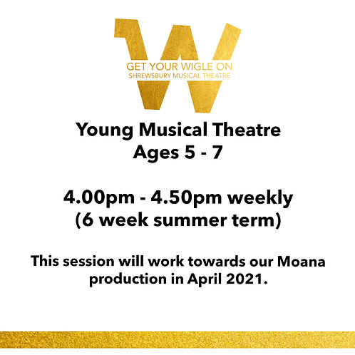 Young Musical Theatre Friday