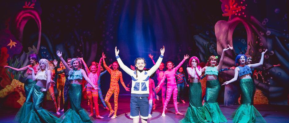 Workshop Deposit Musical Theatre ages 5 - 9 Wk1