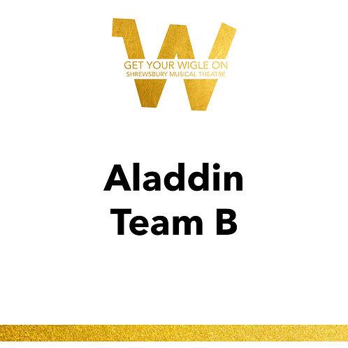 Aladdin Team B