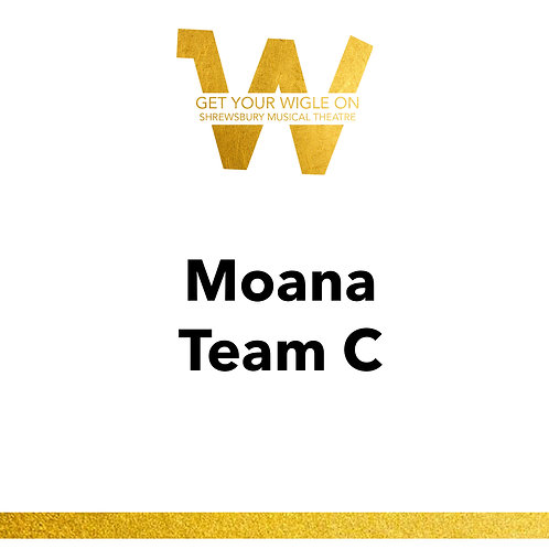 Moana Team C 2021