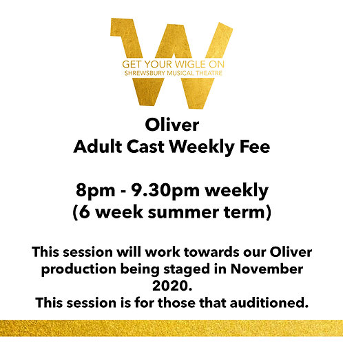 Oliver Adults Weekly