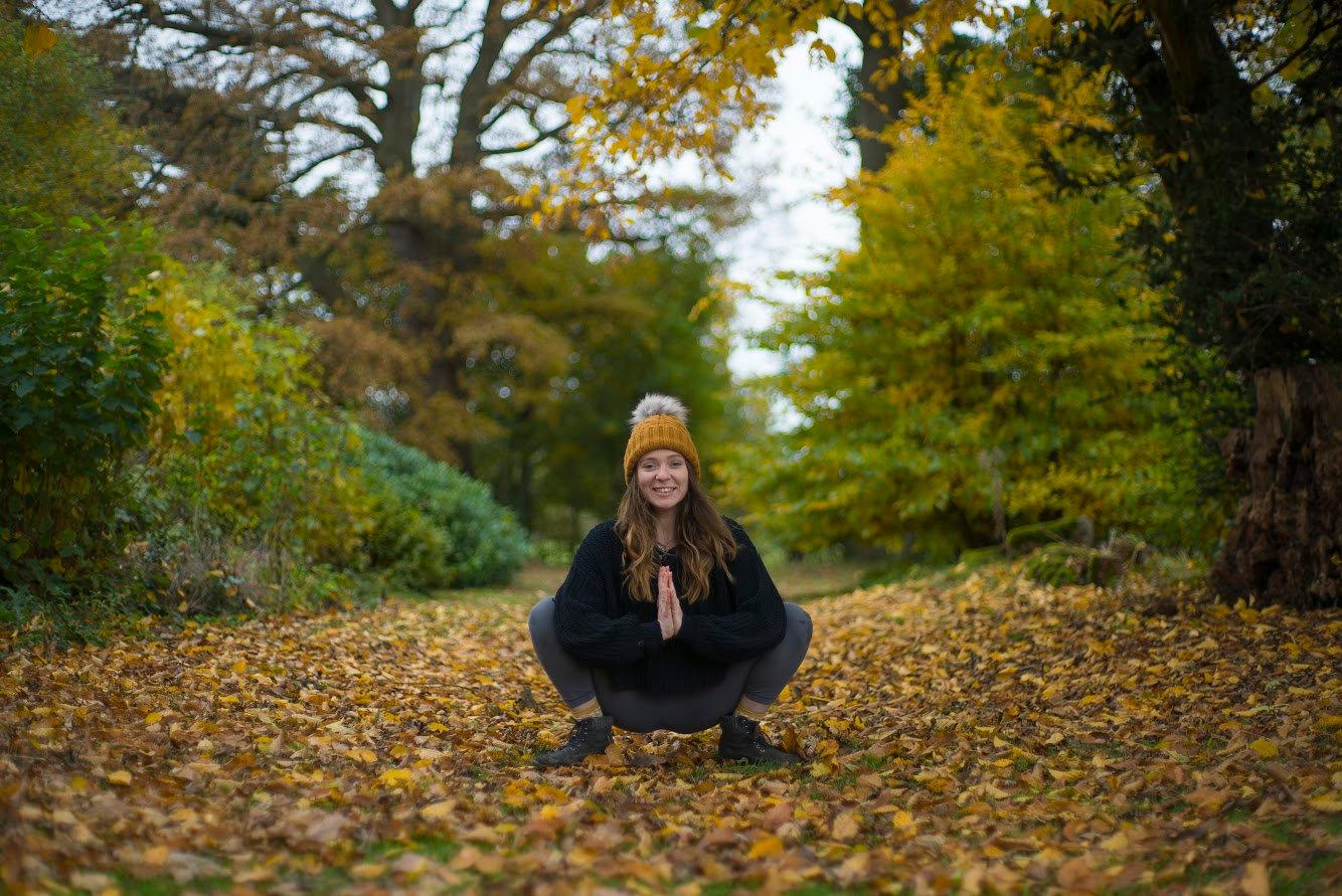 Junior Yoga (week 1 only £2)