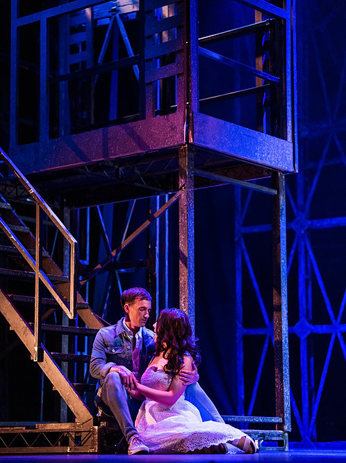 West Side Story Dress Rehearsal Pictures
