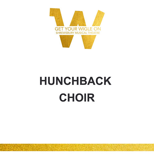 Junior Hunchback Choir